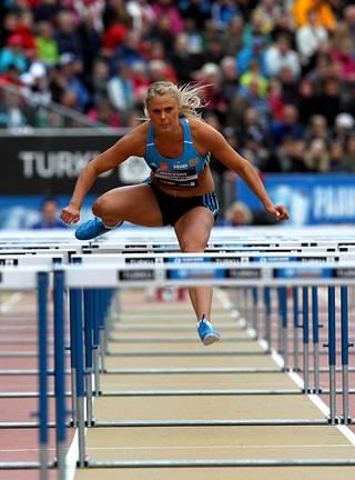 Harala on voittanut useita SM-mitaleja ja edustanut Suomea lukuisissa arvokisoissa.