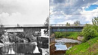 Jatkosodassa Rajajoen ja Valkeasaaren rakennukset tuhoutuivat, ja vanha joentörmän pumppuasema jäi ainoana pystyyn. Se seisoo yhä nykyäänkin paikallaan, mutta vanhoissa postikorttikuvissa näkyvästä vesitornista ei näy enää jälkeäkään.
