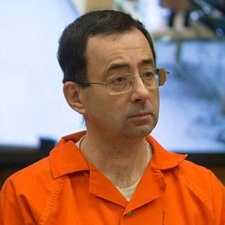Larry Nassar sai tuomion vuonna 2018.