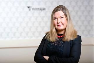 Tiina Toivonen.