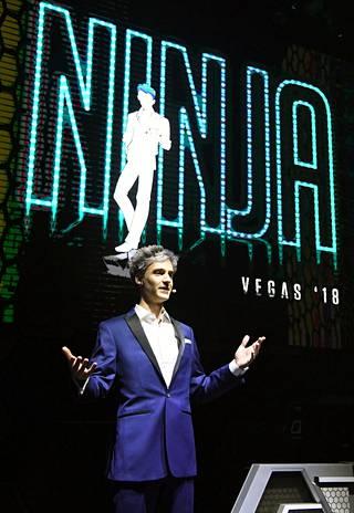 Blevins järjesti huhtikuussa Las Vegasissa oman Fortnite-tapahtuman.