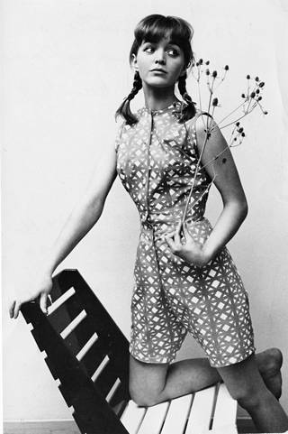 Kesämuotia vuodelta 1956.