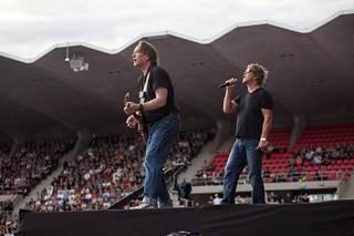 Dokumentti huipentuu tänä kesänä Tampereella pidettyyn stadionkonserttiin.