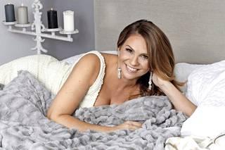 Janina Fry on ollut Ilta-Sanomien joulu- kuvauksissa mukana viidesti.