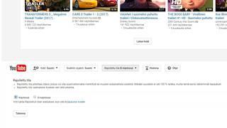Youtube Rajoitettu Tila