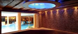 Grand Rose Spa Hotel on panostanut hyvään designiin.