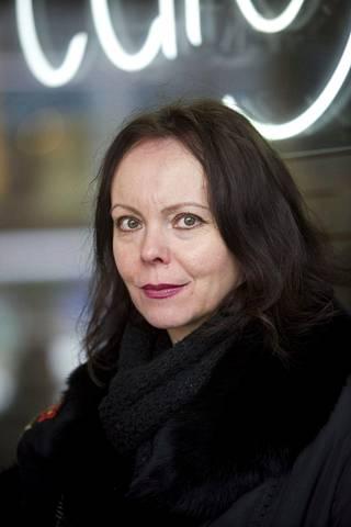 Jaana Haapasalo.