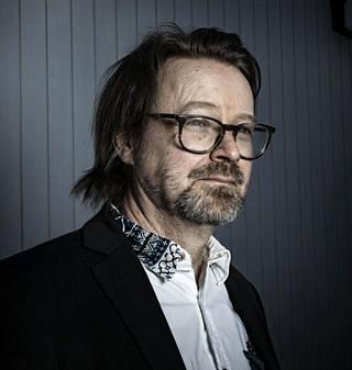 Helsingin yliopiston zoonoosivirologian professori Olli Vapalahti.