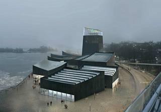 Helsinkiin kaavailtu Guggenheim-museo on jakanut mielipiteitä vahvasti.