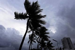 Yhdysvaltain itsehallintoalue Puerto Rico on yksi myrskyn ensimmäistä iskukohteista.