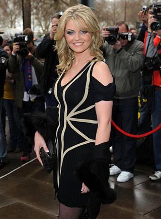 Danniella Westbrook kuvattuna 2009. Tuolloin hän oli kuivilla ja yksityiselämä oli muutoinkin mallillaan.