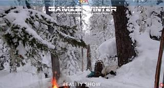 Game 2: Winter -sarjaa on jo ehditty kutsua maailman vaarallisimmaksi tosi-tv-sarjaksi. Tv-katsojat pystyvät seuraamaan pelin tapahtumia 24/7 internetissä, sillä tapahtumia kuvaa 2000 kameraa.