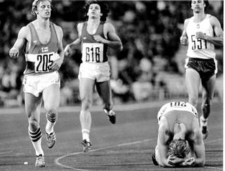 Lahti (vas.) Moskovan olympialaisissa.