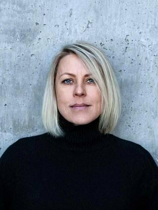 Muodintutkimuksen professori Annamari Vänskä.