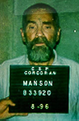 Manson vuonna 1996.