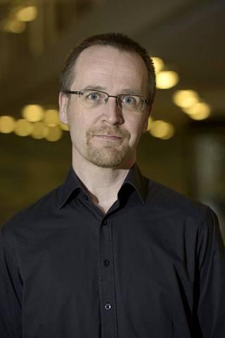 Jussi Lassila vuonna 2015.