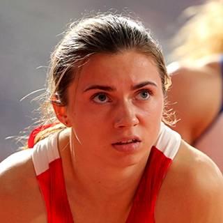Krystsina Tsimanouskaja ei suostunut maansa urheilujohtajien tahtoon.