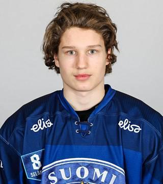 Oliver Kapanen.