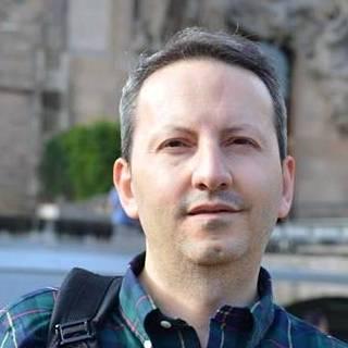 Tuomittu iranilais-ruotsalainen professori Ahmadreza Djalali.