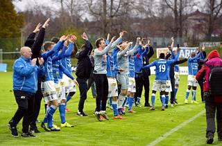 RoPS juhli Veikkausliigan hopeaa syksyllä 2015, mutta taloustilanne on ollut pitkään huono.