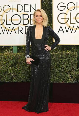 Näyttelijä Kristen Bell.