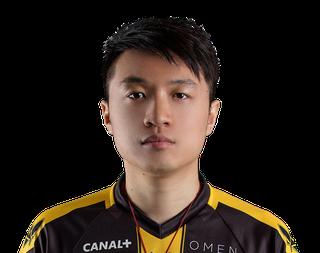 """Raymond """"kaSing"""" Tsang on edustanut urallaan aikaisemmin Team Vitality -joukkuetta."""