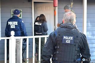 Atlantassa ratsia toi ICE:n kotioville helmikuussa.