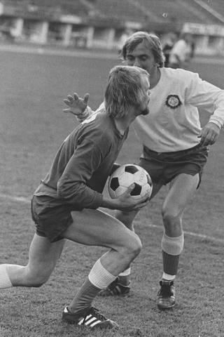 Vesku Loiri oli intohimoinen jalkapalloilija, jolle maalivahtipeli oli kaikki kaikessa.
