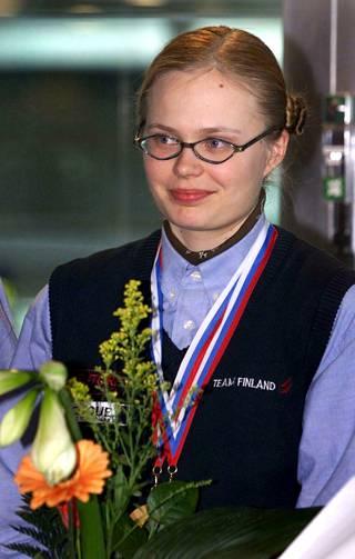 Hanna Kosonen on hiihtosuunnistuksen maailmanmestari. Krasnojarskin MM-kilpailuissa 2000 hän voitti pronssia normaalimatkalta ja viestikultaa.