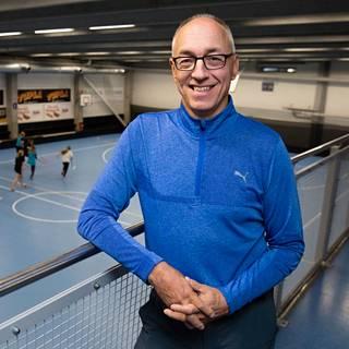 Kyösti Lampinen toimi Eerikkilän urheiluopistossa muun muassa Sami Hyypiä -akatemian johtajana.
