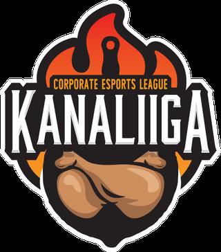 Kanaliigassa firmat kilpailevat eri videopeleissä. Suosituin on Counter-Strike, joka on taktinen räiskintäpeli.