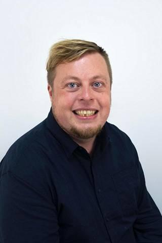 Tutkijatohtori Stefan Baumeister työskentelee Jyväskylän yliopistossa.