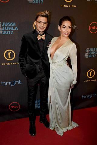 Mikael Gabriel ja Triana Iglesias