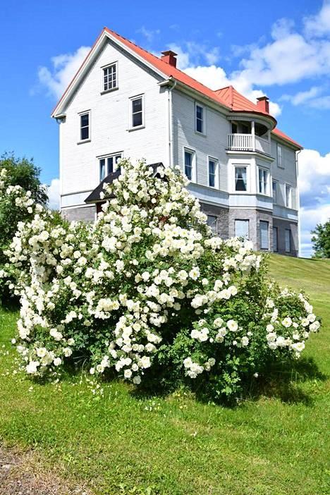Maisemakahvila Hämeenkyrössä on auki 13.7-