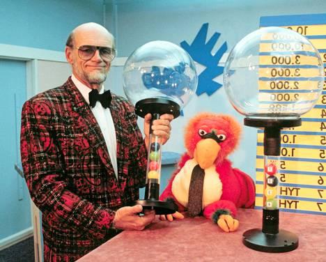 Speden spelit oli suosittu game show.