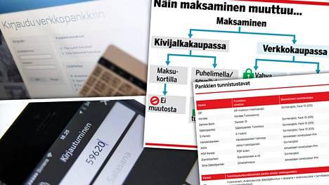 Taloussanomat kokosi selviytymisoppaan, josta selviää, miten pankkimuutokset näkyvät suomalaisten arjessa.