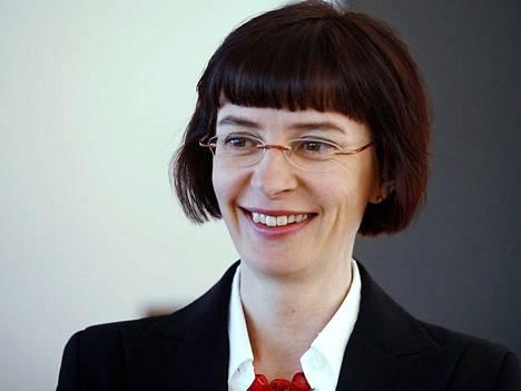 Metsäteollisuus ry:n Anne Brunila uskoo, että metsänomistajat eivät toteuta MTK:n uhkauksia.