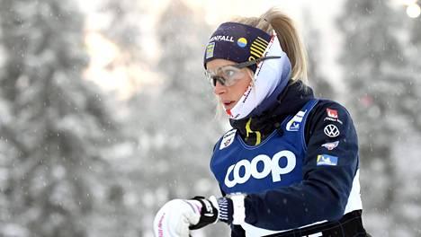 Frida Karlssonin maailmancupin avaus ei mennyt suunnitelmien mukaan.