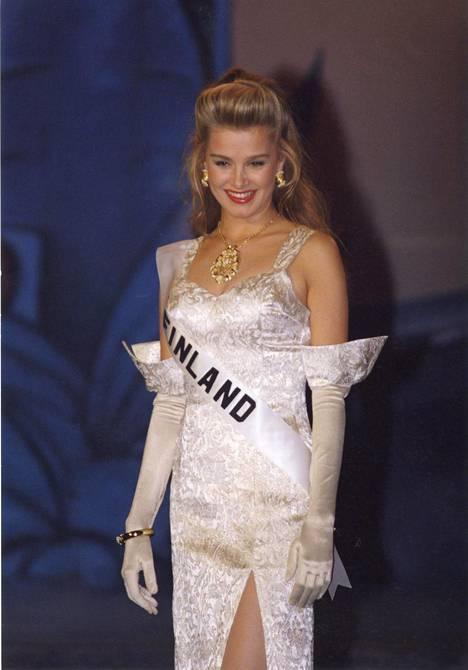 Tarja Smura 1993