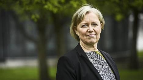 Apulaisoikeusasiamies Maija Sakslin.
