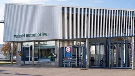 Telakanmäen toimipiste sijaitsee muutaman kilometrin päässä varsinaisesta autotehtaasta.