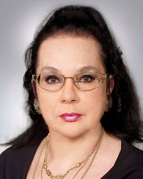 Marianne Träskman