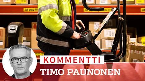 Suomen ongelma on ikääntyneiden heikon työllistymisen lisäksi se, että nuoret eivät saa töitä.