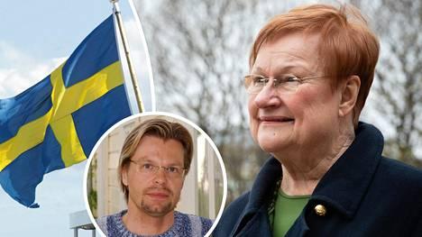 Åbo Akademin professori Kimmo Grönlund arvostelee presidentti Tarja Halosen puheita Ylen haastattelussa, jossa hän mainitsi, että naisjohtoiset maat ovat pärjänneet koronakriisin hoidossa parhaiten. Ruotsia johtaa pääministerin Stefan Löfven.