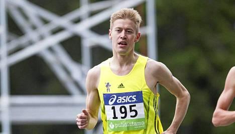 Janne Ukonmaanaho onnistui Tallinnassa.