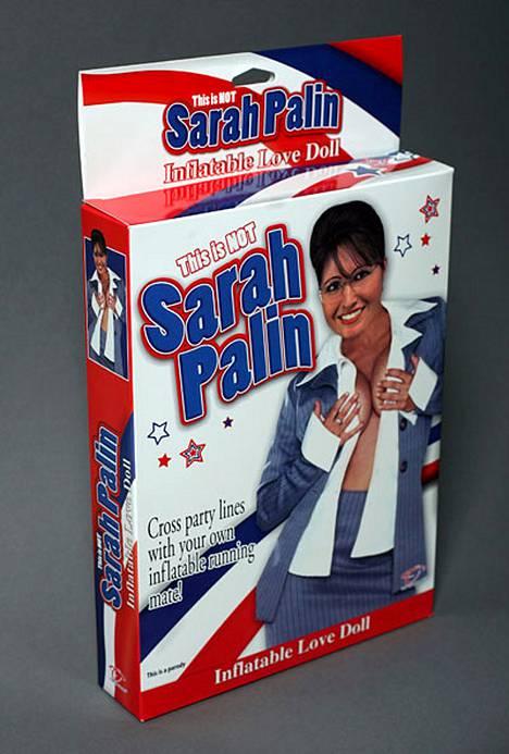 Pumpattava Sarah Palin