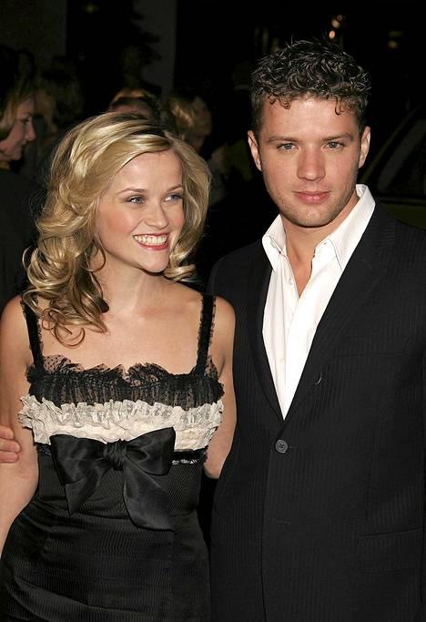 Reese Witherspoon ja Ryan Philippe.