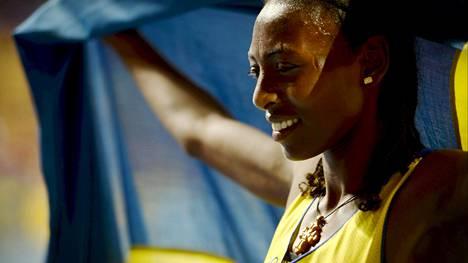 Keskimatkojen juoksijan Abeba Aregawin dopingkäry oli myrkkyä ruotsalaiselle yleisurheilulle.