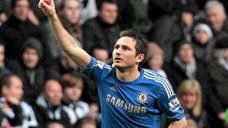 Frank Lampard, Chelsea.