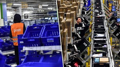Huhujen mukaan verkkokauppajätti Amazon tulossa Suomeen tänä vuonna. Odotettavissa on verkosta tilaamisen mullistus.